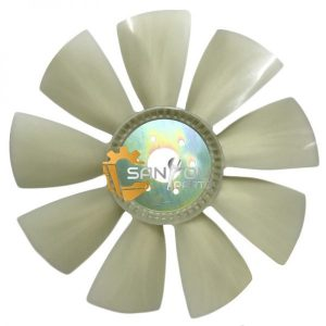 EC360 Fan Blade For Volvo 360 EC360B Excavator