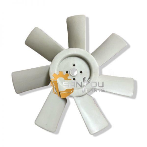 HD700-5 Fan Blade HD700-7 Fan Blade For 6D31 Engine ME08185