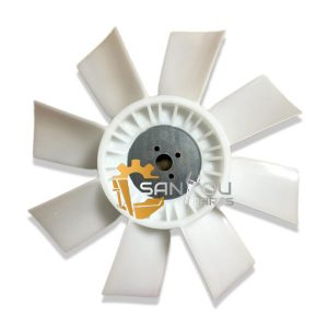 PC40 Fan Blade PC50 Fan Blade For 4D84 8D88 Engine