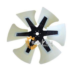 WA470-3 600-633-7850 Fan Blade For Komatsu Excavator
