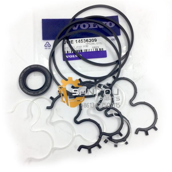 14536209 Gear Pump Repair Kit Engine Parts For Volvo Excavator