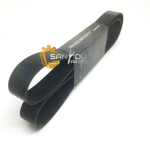 10PK1735 Belt For Volvo 19043014 Belt Drive Belt For Excavator