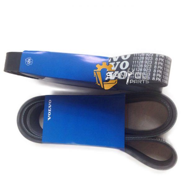 11128923 Belt For Volvo VOE11129823 V-Ribbed Belt 8PK1599 Belt