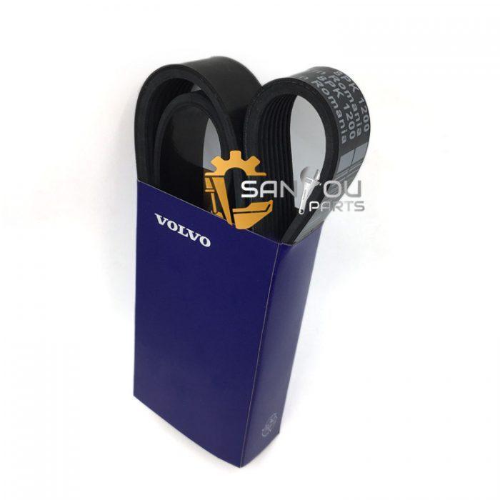 979064 Belt For Volvo VOE979064 V-Ribbed Belt 8PK1200 Belt