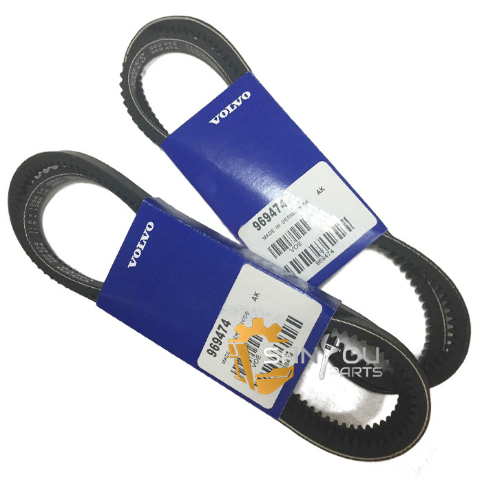 969474 Belt For Volvo VOE969474 Excavator Belt