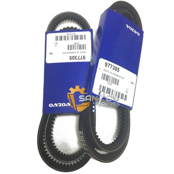 977305 V-Belt For Volvo VOE977305 Drive Belt