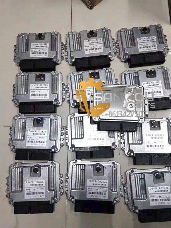 SK130-8 Engine Controller ECU For Kobleco D04FR-002528