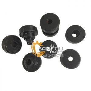 Rubber Feet For Volvo EC210 EC240 EC360 EC290 EC460