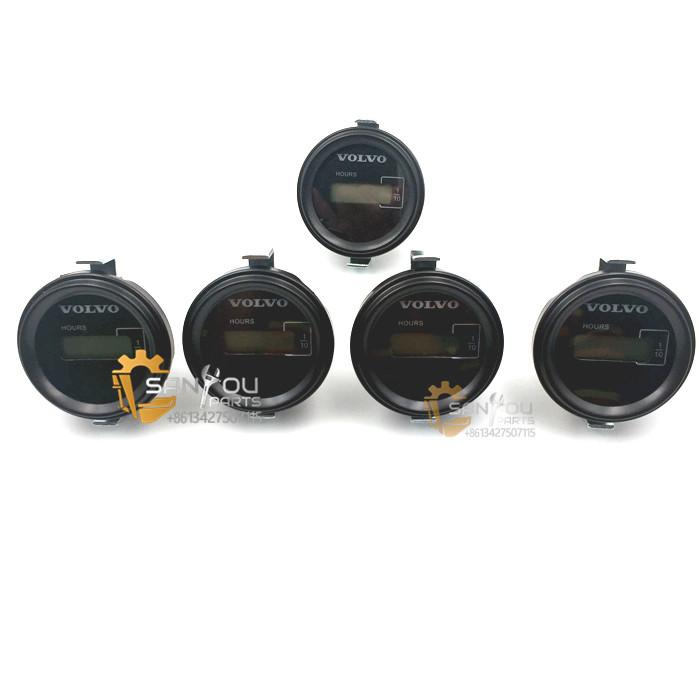 Volvo Hour Meter Volvo Hour Clock For Volvo Machine Time Meter Service Meter