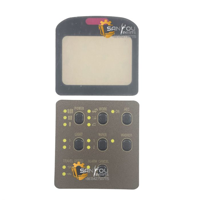 7Y-5500 Monitor Surface For E320 Monitor Use in CAT Excavator