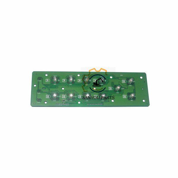 SK200-3 Control Plate Circuit Board