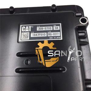 CAT E336D Engine Controller CAT336D Brain Box 309-5710