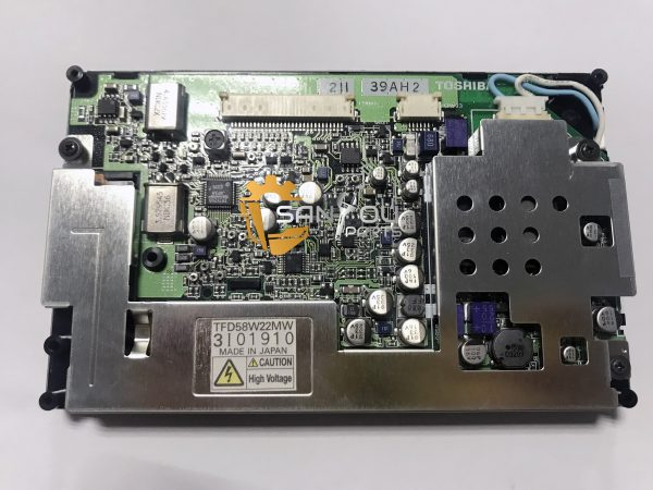 e320d lcd e320d monitor lcd back side