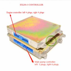 EX200-3 Controller EX200-3 Main pump controller EX200-3 Engine Controller