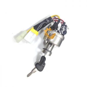 EC210 Ignition Switch 14925192 Volvo Ignition Switch EC290 Ignition Switch