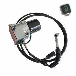 R225-5 Throttle Motor, R220-5 Motor ASSY, R225-5 Accelerator Motor, R225-7 Throttle Motor 21EN-32220,R225-7 Accelerator Motor