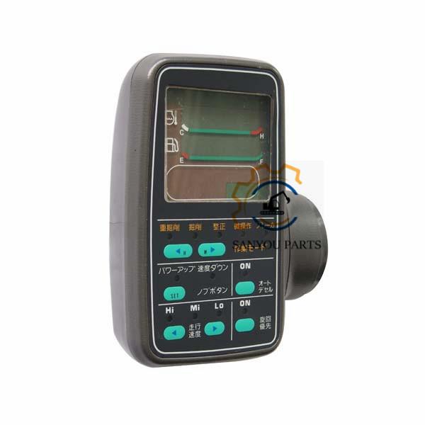 PC200-6 Monitor 7834-70-6003 7834-70-6001 Monitor Gauge For Komatsu