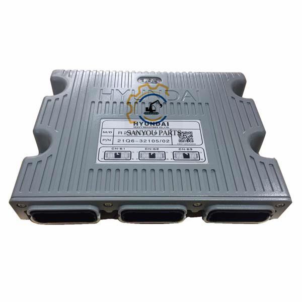 R210LC-9 Controller R210-9 Computer Board 21Q6-32105 21Q6-32102 For Hyundai