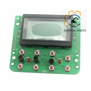 SK200-6E LCD Use For Kobelco Monitor Excavator Replacement
