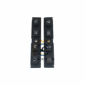 E320B Button E320B Monitor Button Conductive Rubber