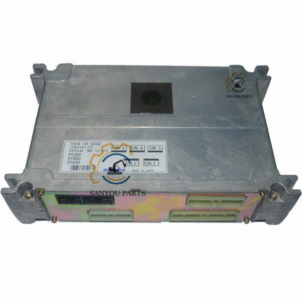 PC300-6 Controller 7834-20-5005 Brain Box For Komatsu
