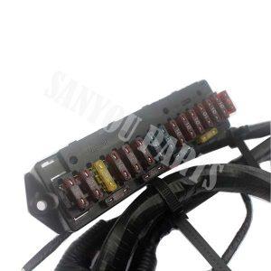 PC200-6 Wire Harness