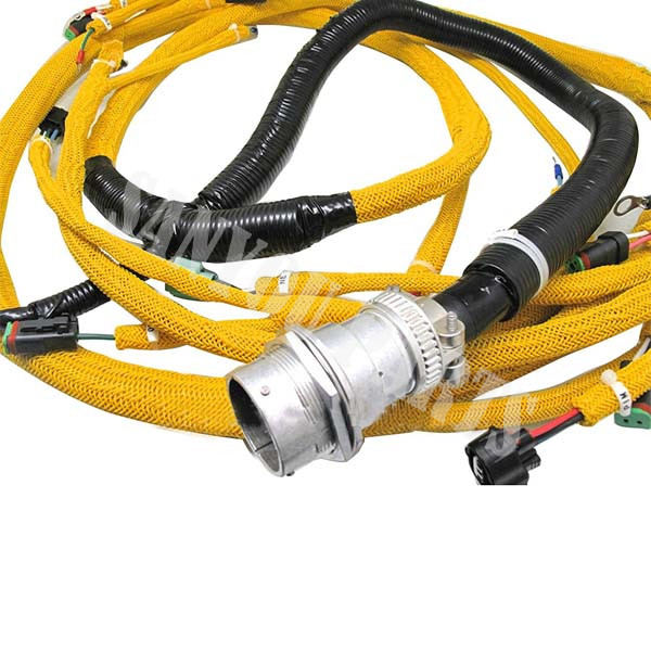PC400-7 6156-81-9320 Wiring Harness Wiring For Sensor And Switch