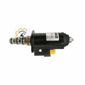 E320B Rotary motor solenoid valve