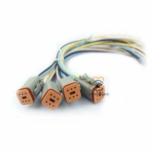 E320B Plug 6 Holes
