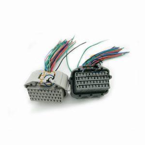 E320B Controller Plug Controller Connector For CAT320B