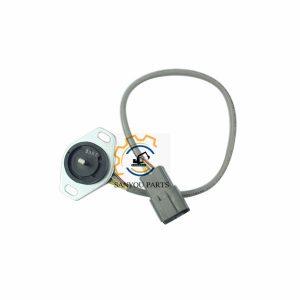 7861-93-4143 PC200-7 Fuel Dial Accelerator Motor Locator Throttle Motor Locator