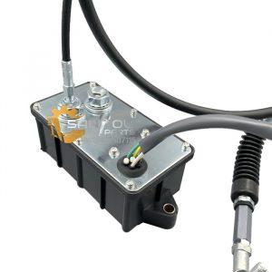 DH370-7 Throttle Motor 2325-9015 Gas Motor For Daewoo