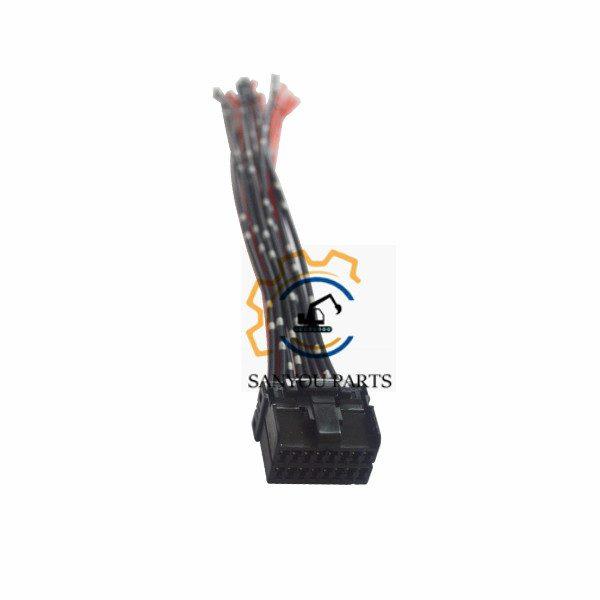 SK200-2 Controller, SK200-2 Controller Plug, SK200-3 Controller Plug, SK200-3 Monitor Connector
