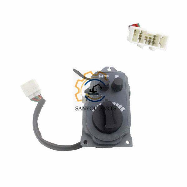 EX200-5 Throttle Knob 4341545 Gas Motor Controller