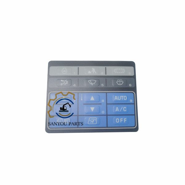 PC200-8 Monitor Surface PC200-8 Monitor Key Paster