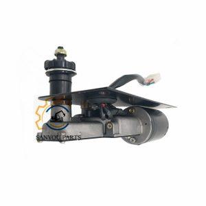PC200-7 Accelerator Motor, Throttle motor for Komatsu,PC200-5 Throttle Motor, PC200-6 Throttle Motor, PC300-7 Throttle Motor,PC300-6 Throttle Motor,PC200-5 Wiper Motor
