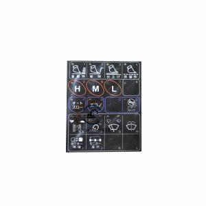 HD820-3 Monitor Surface HD820-3 Monitor Tag