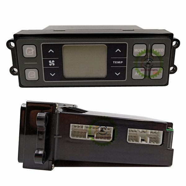 R210-9 Heater Control Panel 11Q6-90310 A/C Controller