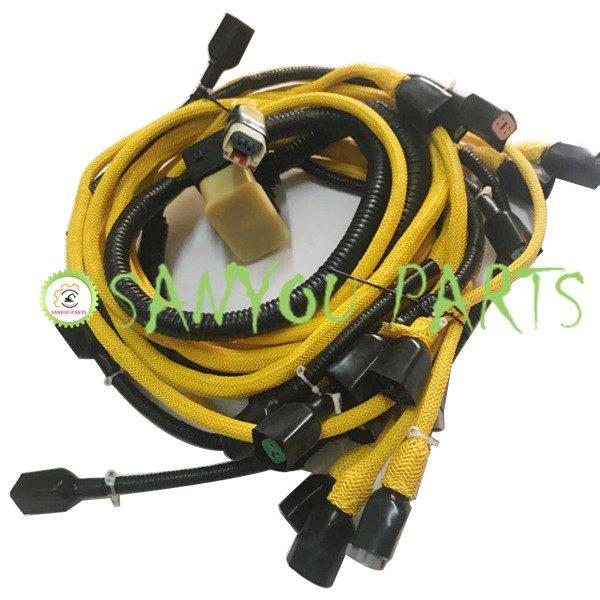 PC400-8 Wiring Harness,PC400-8 Monitor Plug,PC400-8 Engine harness