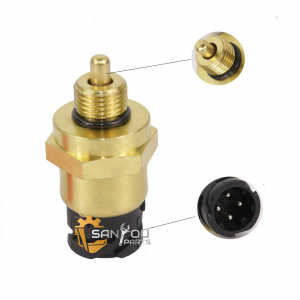 EC210B Oil Pressure Sensor, VOE20450687 Sensor, EC210B VOE20450687, VOLVO Oil Pressure Sensor