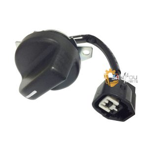 ZE230 Throttle Knob, Throttle Knob 1020500638, Zoomlion Throttle Knob 1020500638