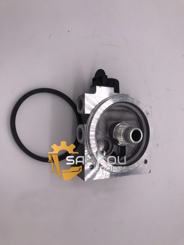 EC210 Fuel Pump Housing Hand Pump 11110702 EC210 Fuel Pump