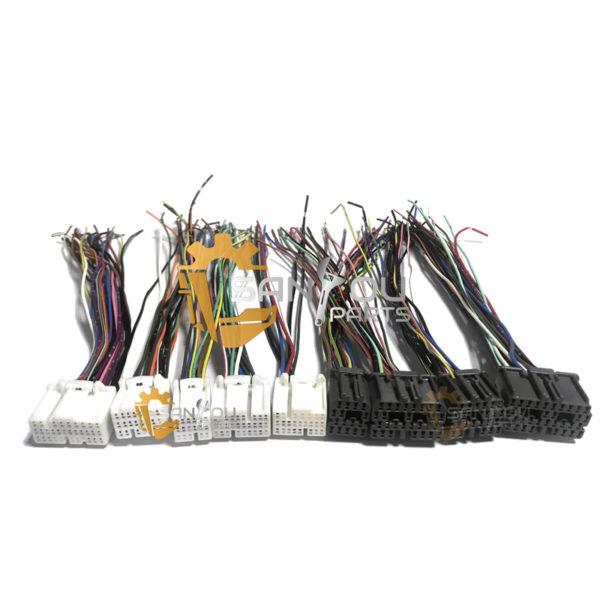 SK200-8 Controller Plug For Kobelco SK200-8 Computer Board Plug