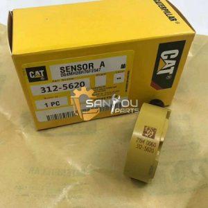 312-5620 Fuel Pump Solenoid Valve E320D Caterpillar Solenoid Valve