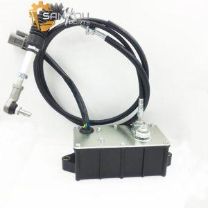 DH215-7 Throttle Motor 543-0006 Doosan Throttle Motor