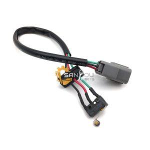 SK200-5 Throttle Motor Sensor Positioner Fitting sensor For Kobelco