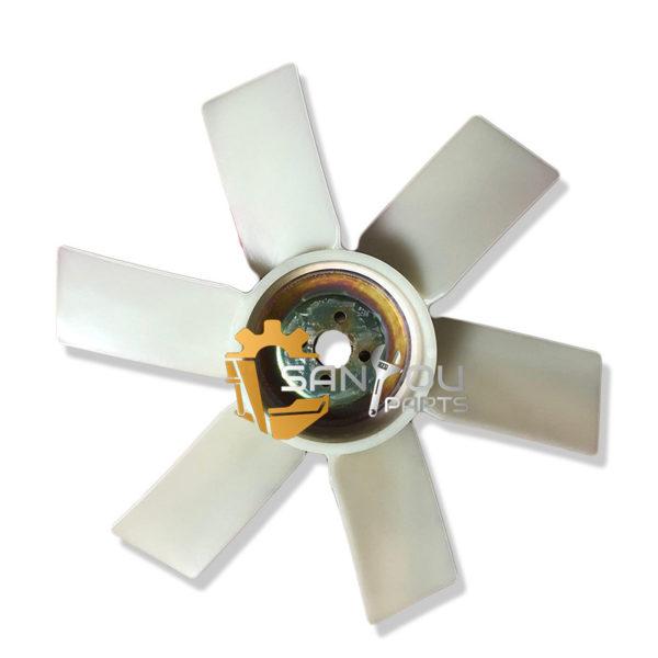 EX120 4BD1 Fan Blade 1-13660029-0 For Hitachi 120