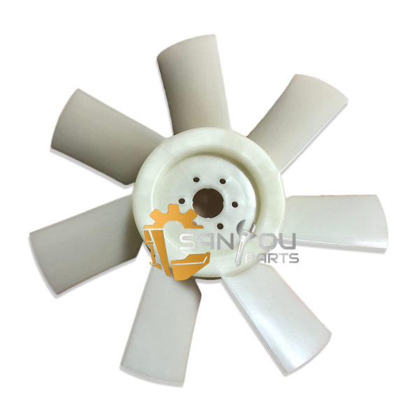 PC200-5 Fan Blade 600-625-6620 For 6D95 Engine
