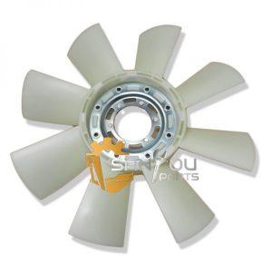 R200-5 Fan Blade For 6D16 Engine For Hyundai R200-3 R200-2 R200-5