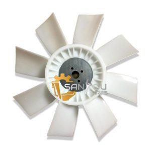 PC40 Fan Blade PC50 Fan Blade For 4D84 8D88 Engine